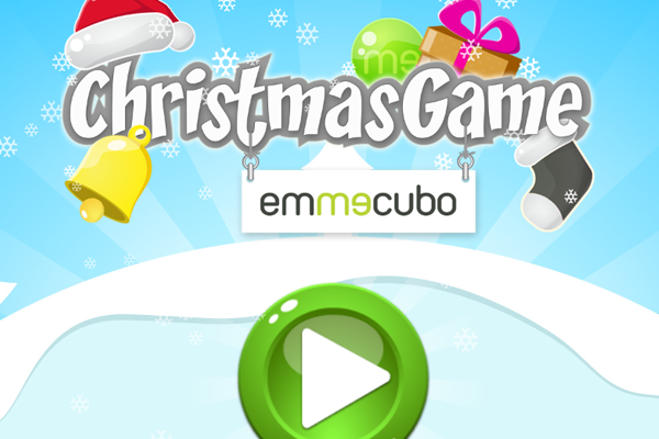 Buon Natale con emmecubo Christmas Game